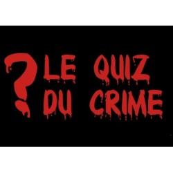 Quiz fiction policière -...
